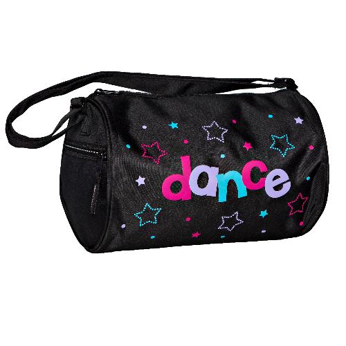 PJ Duffel Black Girls Dance Bag