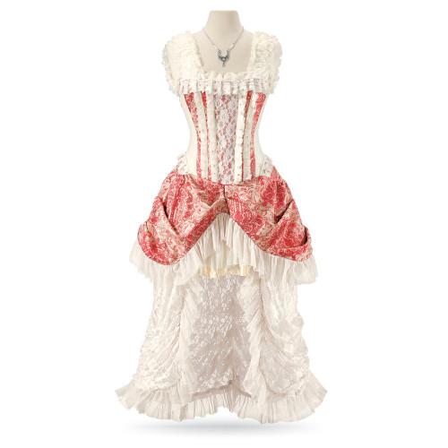 Versailles Jacquard Corset Dress
