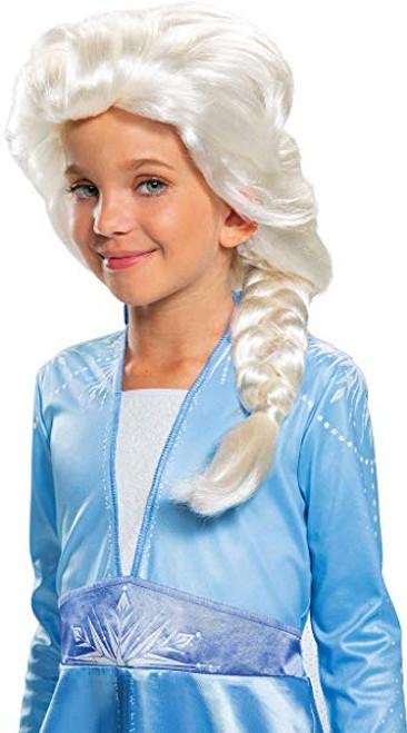 Disney Frozen II Elsa Child Wig