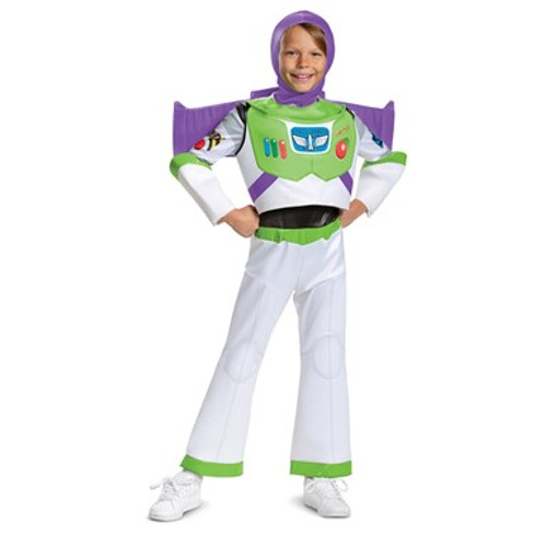 Disney Toy Story Buzz Lightyear Kids Costume