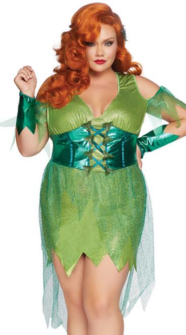 Leg Avenue Perfect Poison Ladies Plus Costume