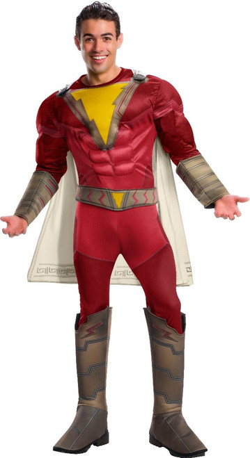 Shazam Adult Deluxe Costume
