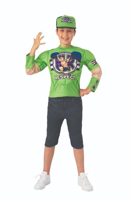 Kids WWE Deluxe John Cena Costume