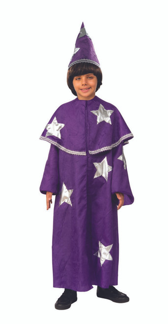 Kids Stranger Things Will's Wizard Outfit Costume