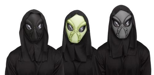 Alien Shroud Mask