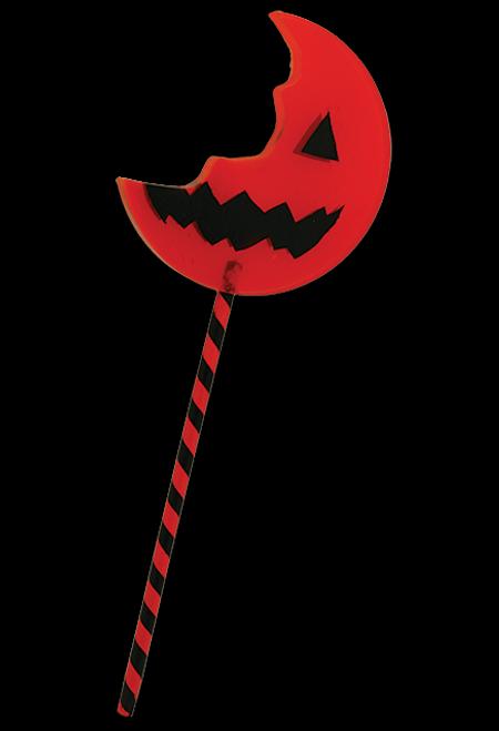Trick r' Treat Sam Bitten Lollipop Prop