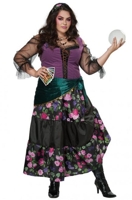 Mystical Charmer Ladies Plus Costume