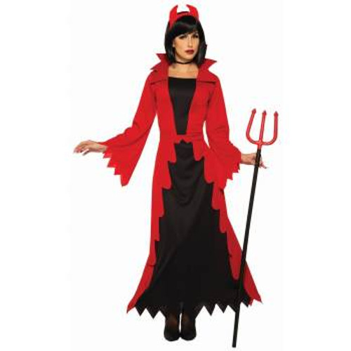 Devil Woman Adult Costume