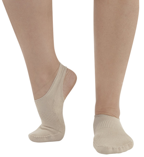 Alpha Shock With Traction Ladies Dance Socks