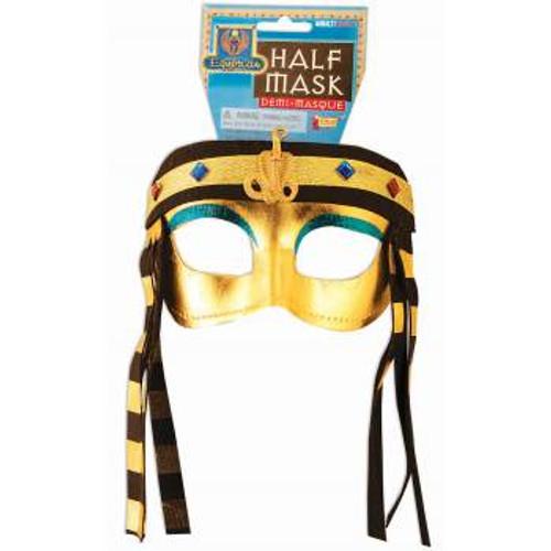 Princess of the Nile Half Mask