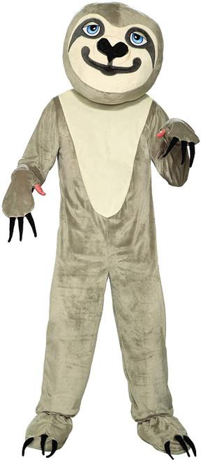 Sloth Mascot Adult Costume