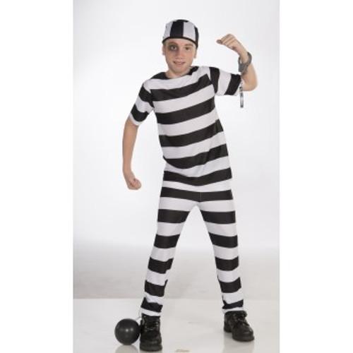 Convict Kids Costume