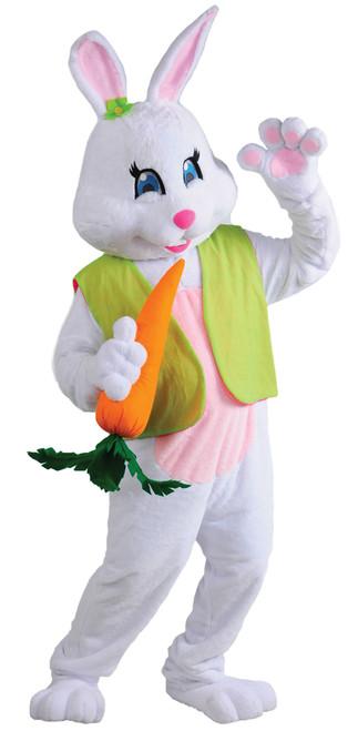 Easter Rabbit Female Bunny Deluxe Costume Mascot