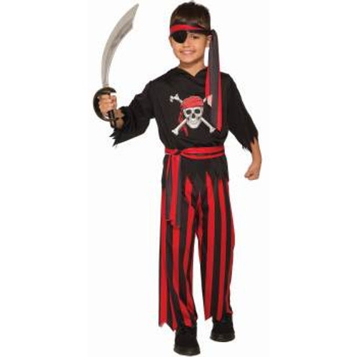 Pirate Matey Kids Costume