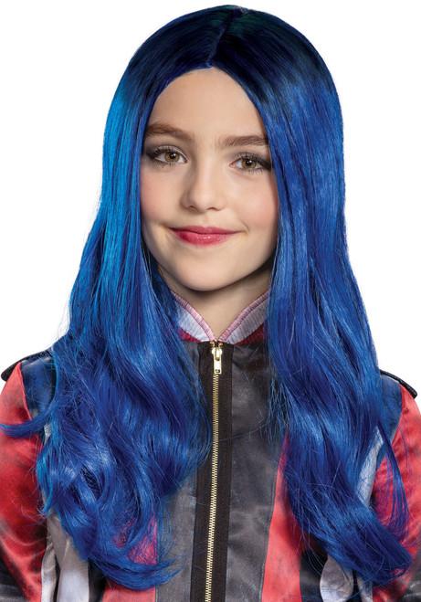 Disney Descendants 3 Licensed Evie Child Size Wig Ages 4+