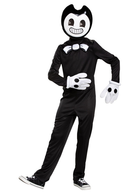 Bendy Classic Licensed Childs Costume