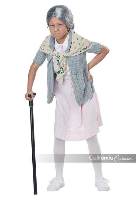 Grandma Babushka Kit Child