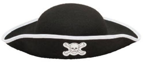 Child Size Tricorne Pirate Hat