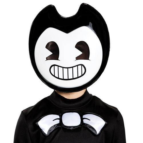 Bendy Half Mask