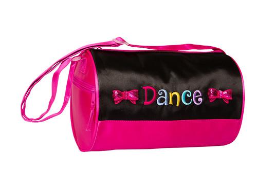 Bows Duffle Bag Multicolor
