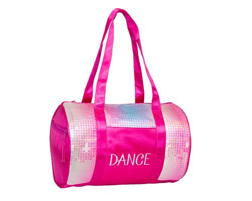 Sequins Duffel Bag