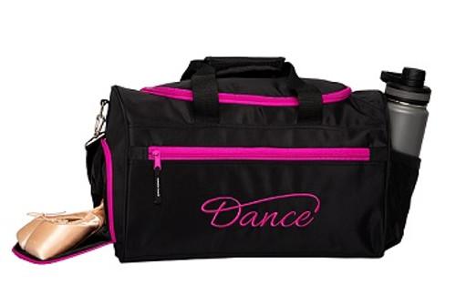 Amber Gear Duffel Bag Pink