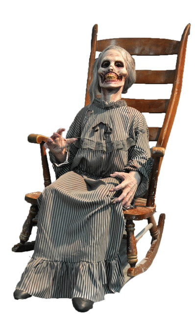 Animated Mother Prop