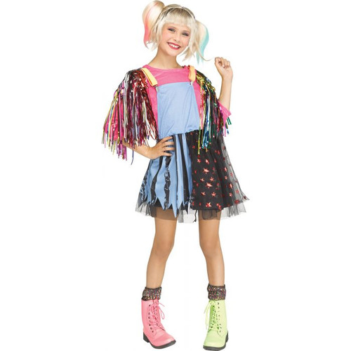 Roller Derby Rascal Child Costume