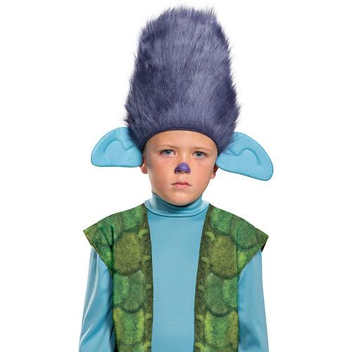 Branch Wig Headpiece Disney Trolls Movie 2
