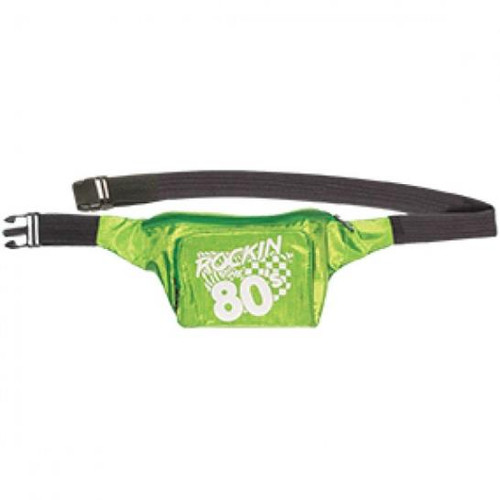 80's Fanny Pack Green