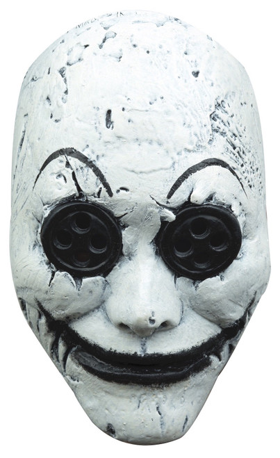 Buttons Eyes Mask