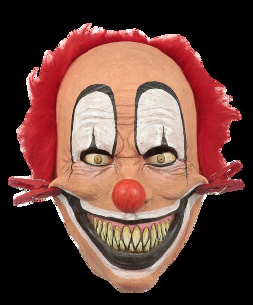 Tweezer Clown Mask