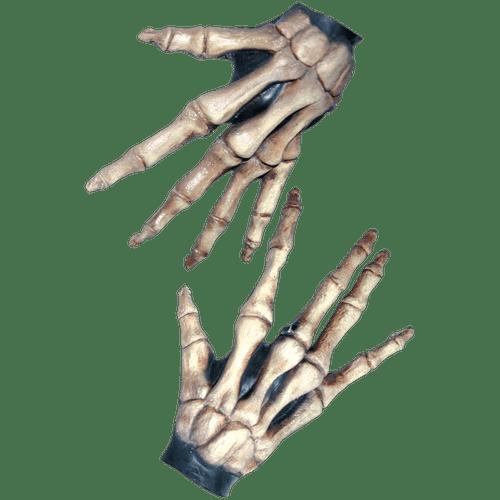 Large Skeleton Hand's Bone-colored