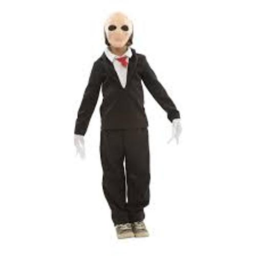 Slenderman Kids Costume