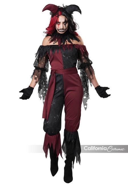Psycho Jester Adult Costume