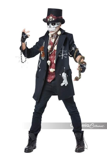 Voodoo Dude Plus Size Costume