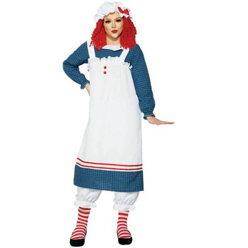 Miss Dolly Adult Costume
