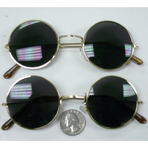 Lennon Round Style Sunglasses