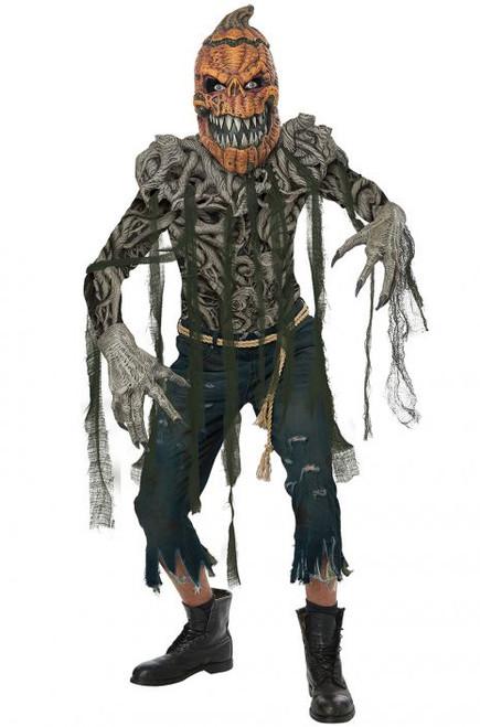 Pumpkin Creature Adult Costume