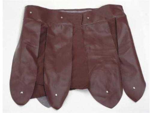 Adult Glaiator Skirt Brown