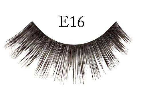 E16 Natural Thick Eyelashes