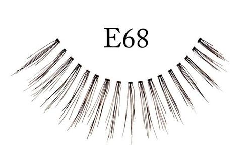 E68 Thinner Accent Eyelashes