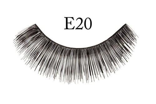 E20 Natural Black Eyelashes