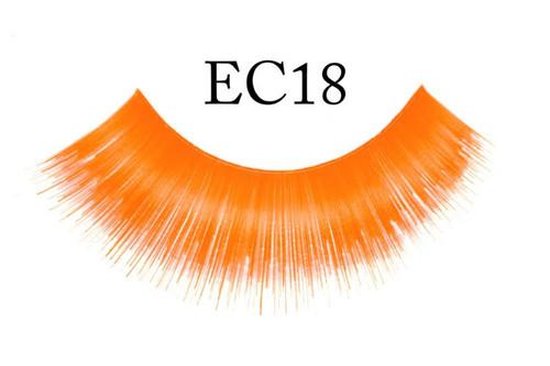 Eyelashes Orange