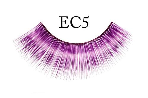 Eyelashes Purple