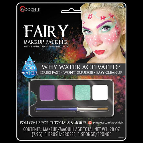 Fairy Makeup Palette Water Activated