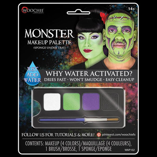 Monster Water Activated Palette