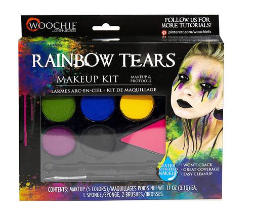 Rainbow Tears Makeup Kit