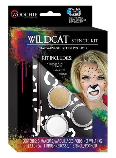 Wildcat Stencil Kit