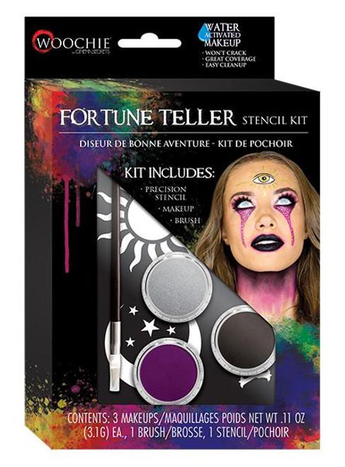 Fortune Teller Stencil Kit